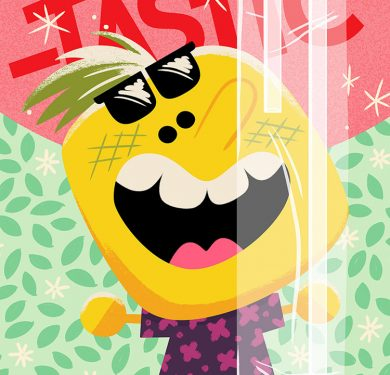 Fruit-tastic!